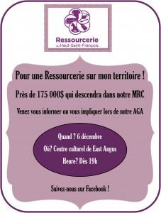 AGA Ressourcerie