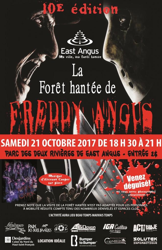 Freddy Angus 2017