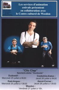 Spectacle Clip Clap