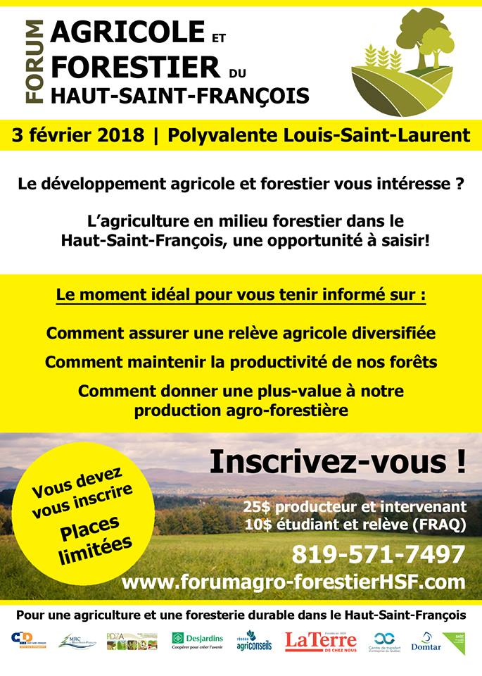 forumAgroForestierHSF