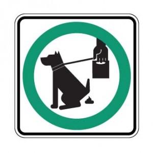 excréments de chiens