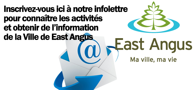 Infolettre East Angus