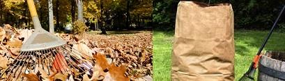 sacs feuilles