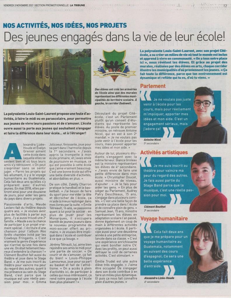Polyvalente Louis-St-Laurent #3