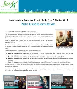 Semaine de prévention 2019-1