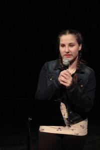 Le Talent show de la Cité - Audrey Patry Descôteaux