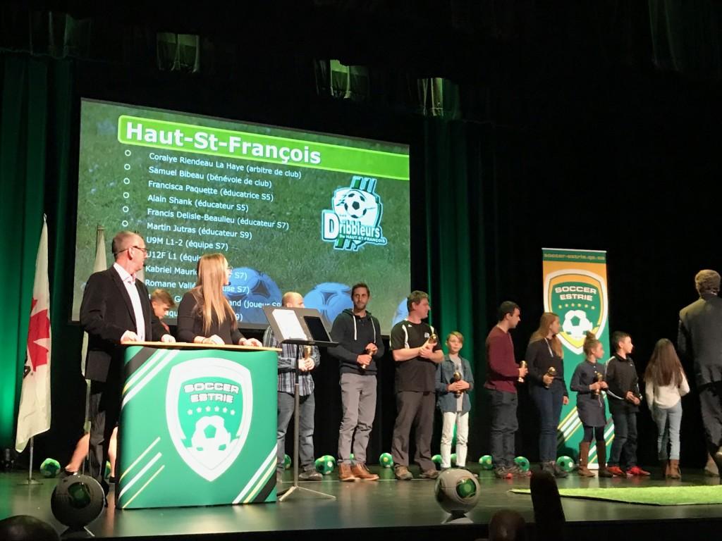 Dribbleurs du Haut-Saint-François - Gala soccer annuel 2019----