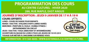 2020-01 Publicité (Programmation Centre culturel)