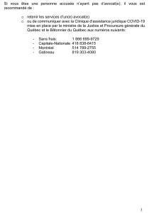 PLAN DE CONTINUITÉ DES SERVICES DES COURS MUNICIPALES - 19 mars 2020-3