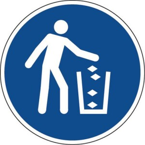 déchet poubelle