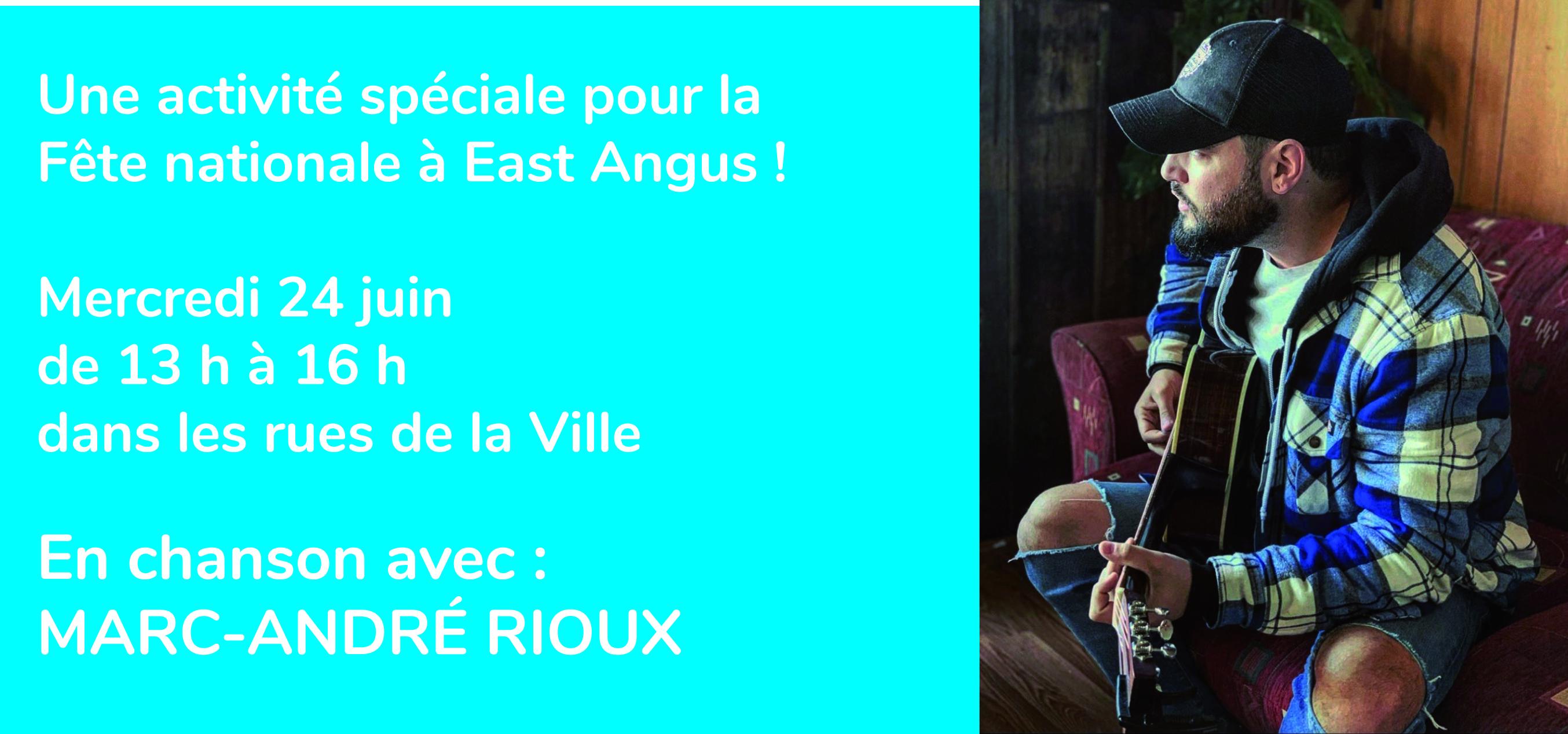 Marc-André Rioux - Pub-