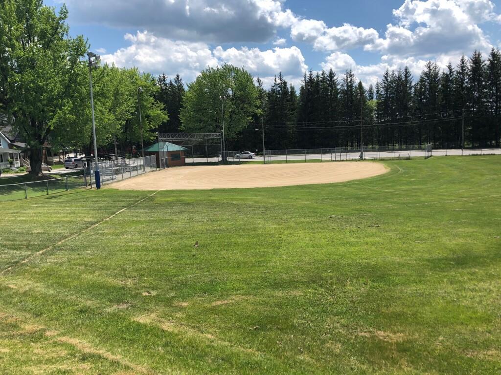 Terrain de balle Parc Nicol Baseball
