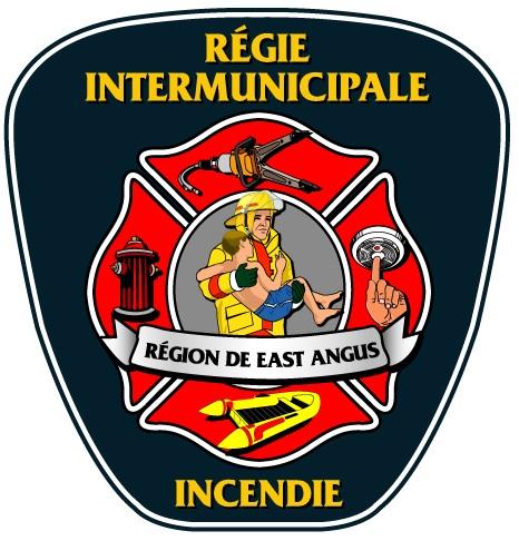 Logo Régie incendie East Angus