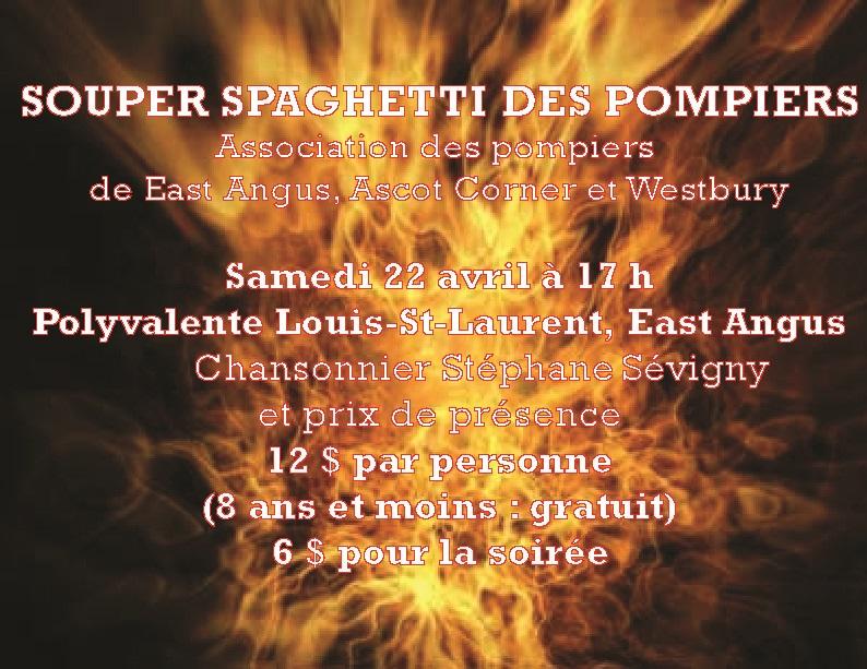 Souper spaghetti 2017 (Affiche)