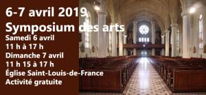 Symposium des arts 2019