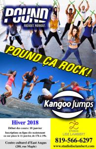 Affiche Pound et Kangoo Hiver 2018
