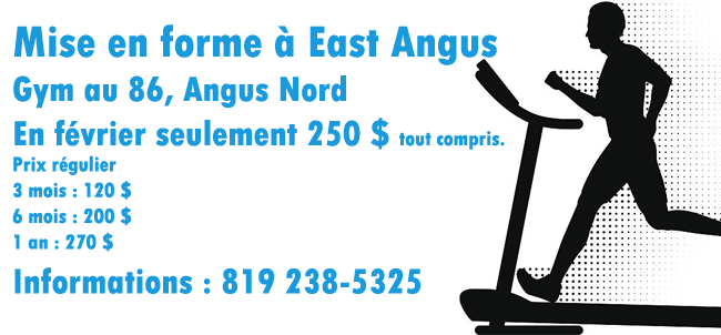 Gym East Angus