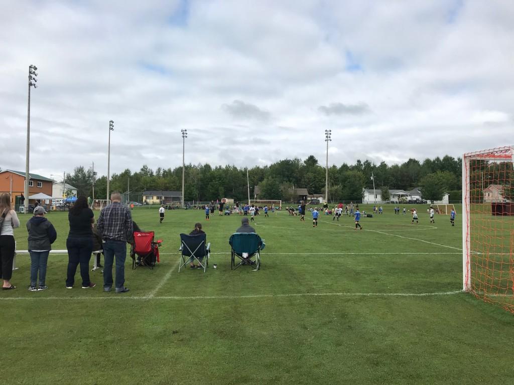 Soccer East Angus -