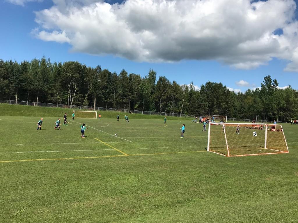 Soccer East Angus --