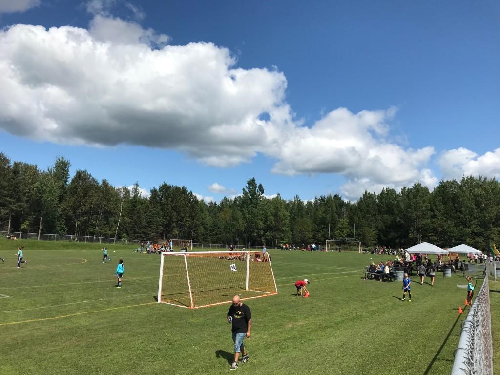 Soccer East Angus ---