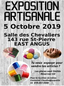 Exposition-artisanale-5-octobre-2019