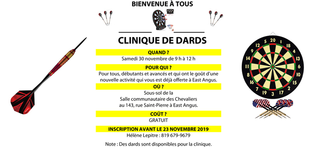 Microsoft Word - CLINIQUE DE DARD NOV. 2019-4.doc