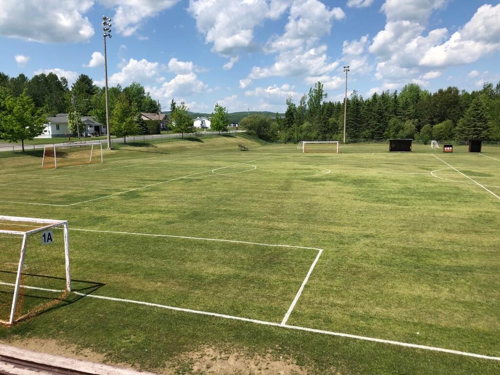 Terrains de soccer East Angus--