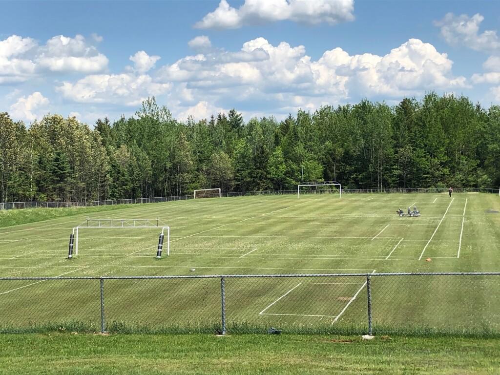 Terrains de soccer East Angus-