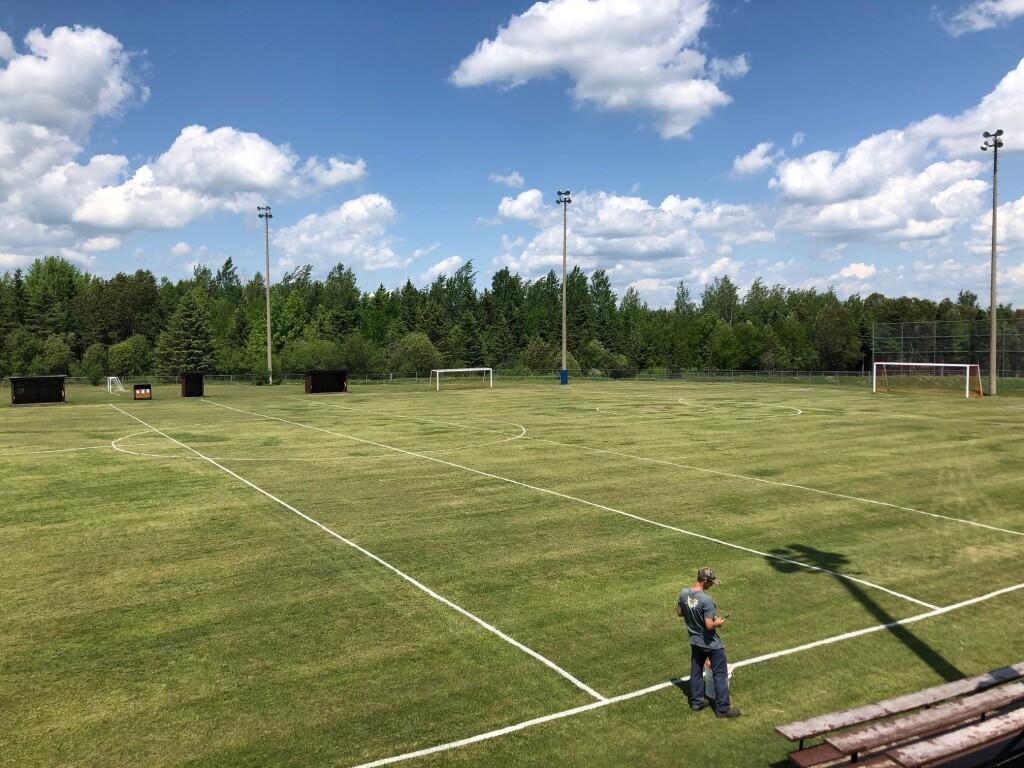 Terrains de soccer East Angus